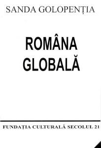Sanda Golopentia Romania Globala