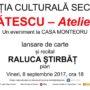 GETA BRĂTESCU – Atelier continuu