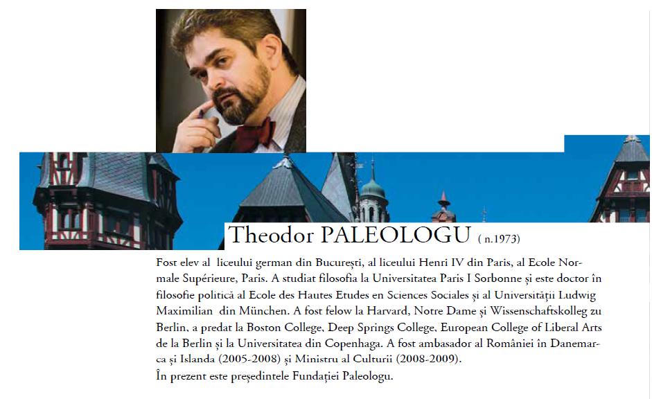 CV Theodor Paleologu