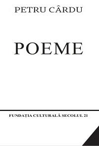 Petru Cardu Poeme imagine