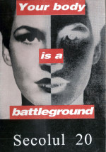 6 S 20 YOUR BODY IS A BATTLEGROUND7-8-9 1996
